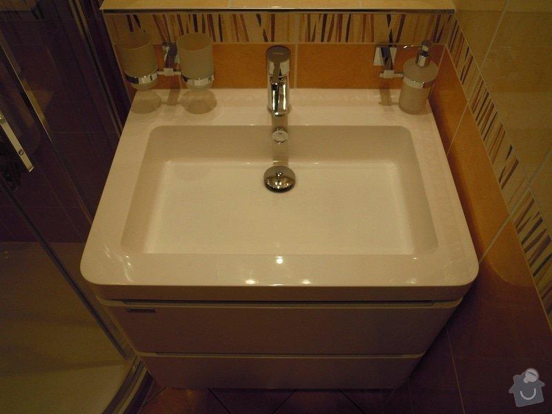 Kompletní rekonstrukce koupelny: 167-11