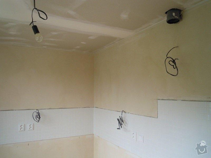Kompletní rekonstrukce bytové jednotky.: 163-18