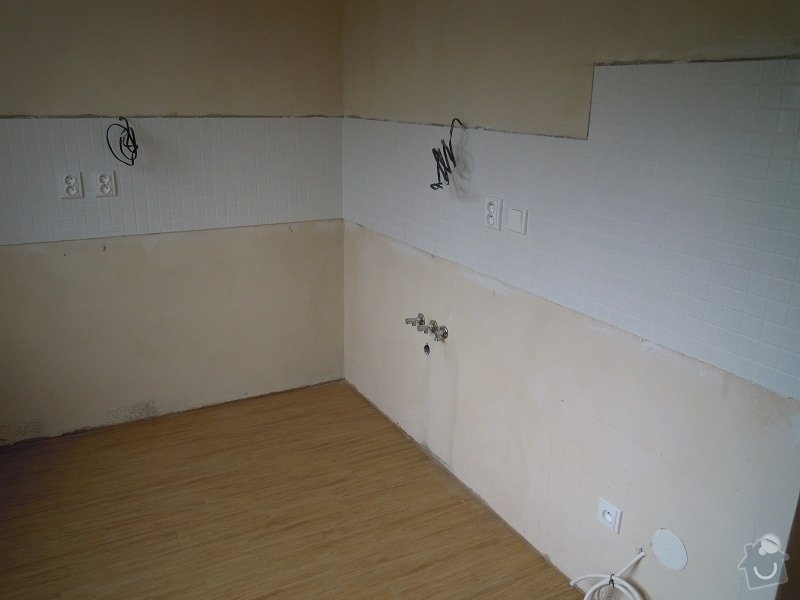 Kompletní rekonstrukce bytové jednotky.: 163-19
