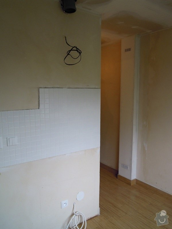 Kompletní rekonstrukce bytové jednotky.: 163-20