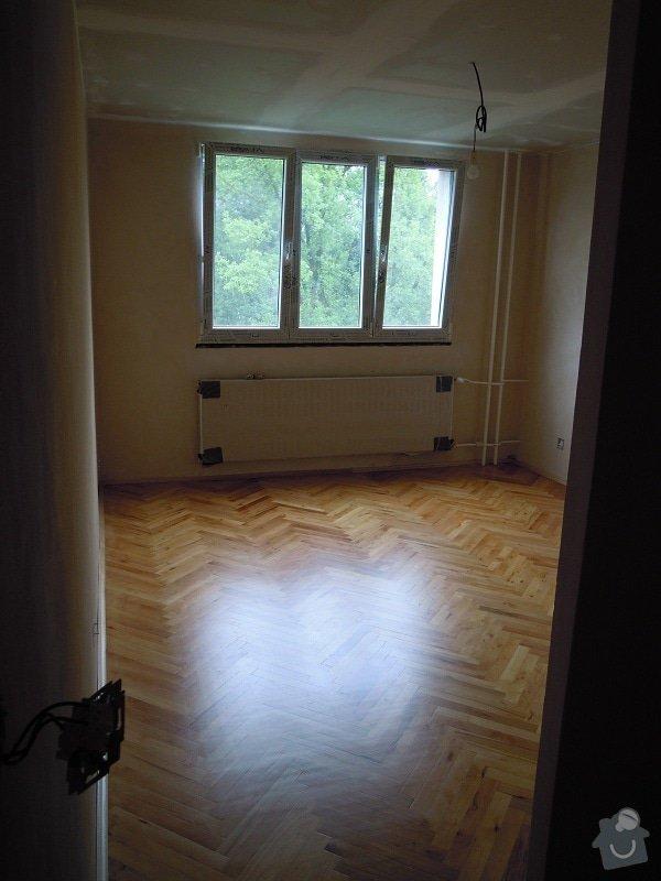 Kompletní rekonstrukce bytové jednotky.: 163-23