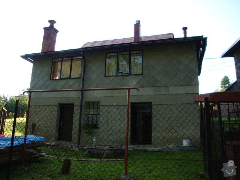 Rekonstrukce Střechy: DSC00345