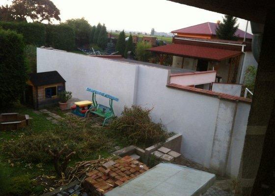 Oplechovani zdi (15m)