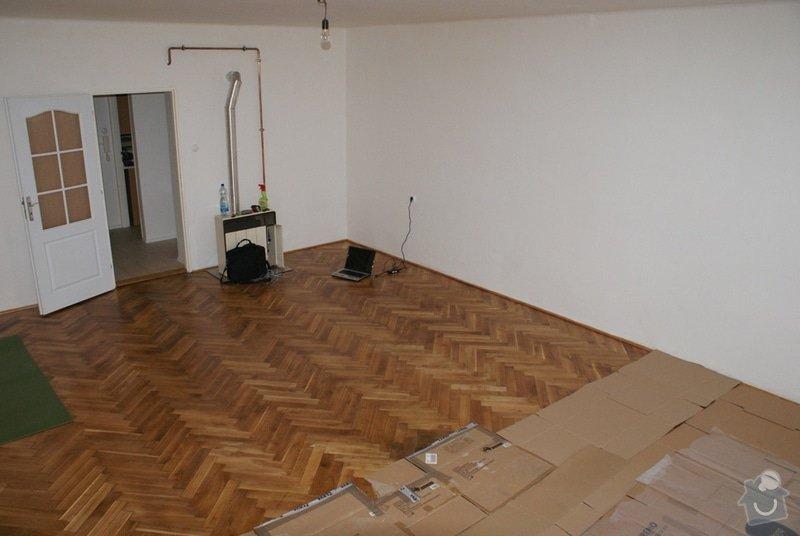 Rekonstrukce staré koupelny + nové el. rozvody + voda: 2
