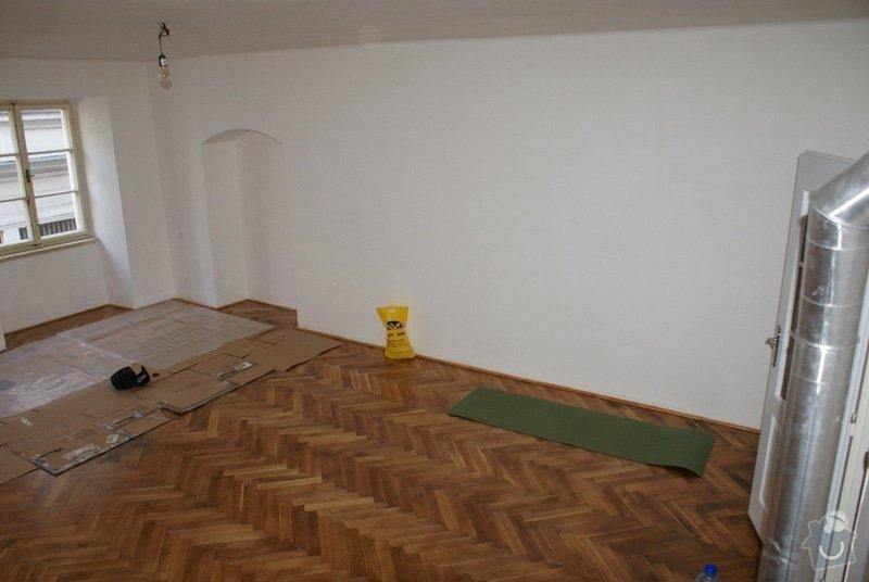 Rekonstrukce staré koupelny + nové el. rozvody + voda: 3