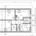 Obklady a dlazba koupelny podkrovi