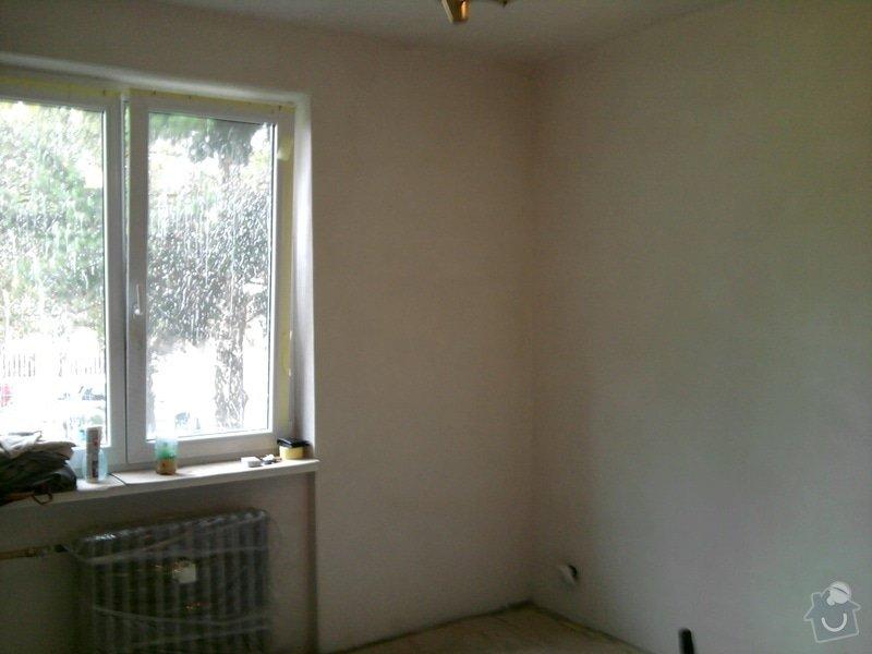 Renovace omítek,stropů,štukování v bytě 2+1: Fotografie0132