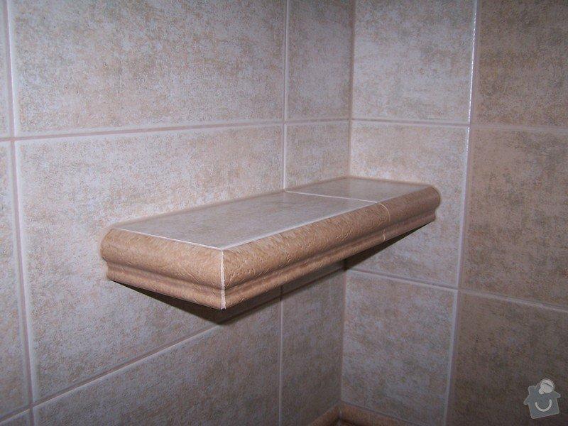 Rekonstrukce koupelny, rekonstrukce WC, rekonstrukce schodiště: 100_4705