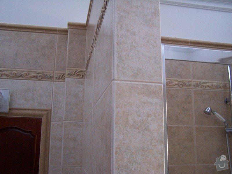 Rekonstrukce koupelny, rekonstrukce WC, rekonstrukce schodiště: 100_4709