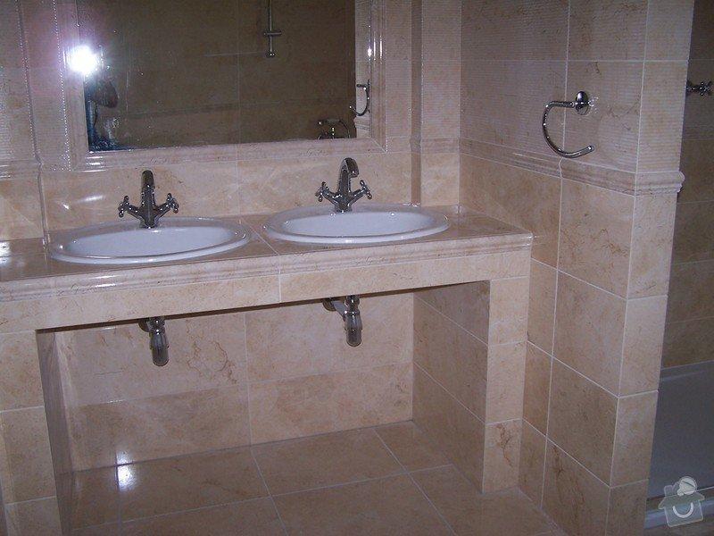 Rekonstrukce koupelny, rekonstrukce WC, rekonstrukce schodiště: 100_4720
