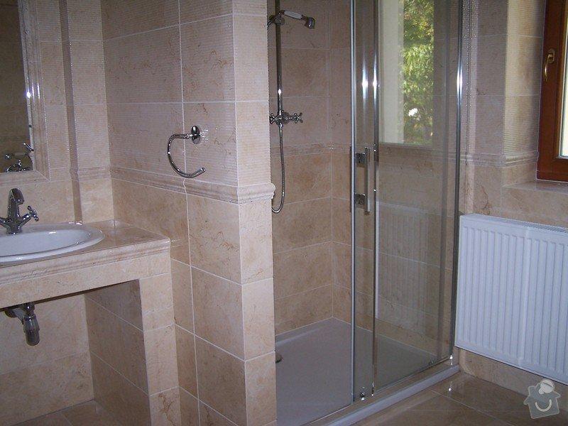 Rekonstrukce koupelny, rekonstrukce WC, rekonstrukce schodiště: 100_4721