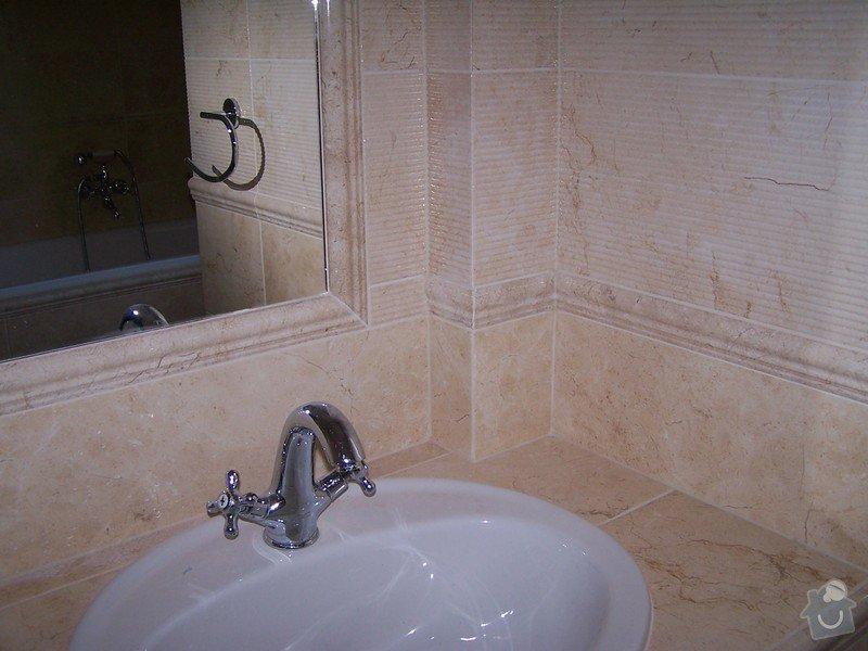 Rekonstrukce koupelny, rekonstrukce WC, rekonstrukce schodiště: 100_4722