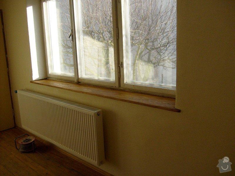 Rekonstrukce topení v rodinném domku: topeni_obyvak