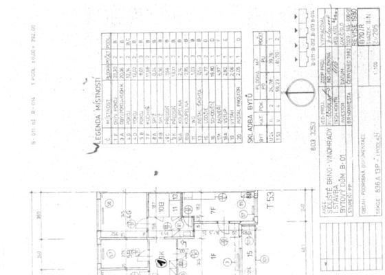 Přestavba bytového jádra