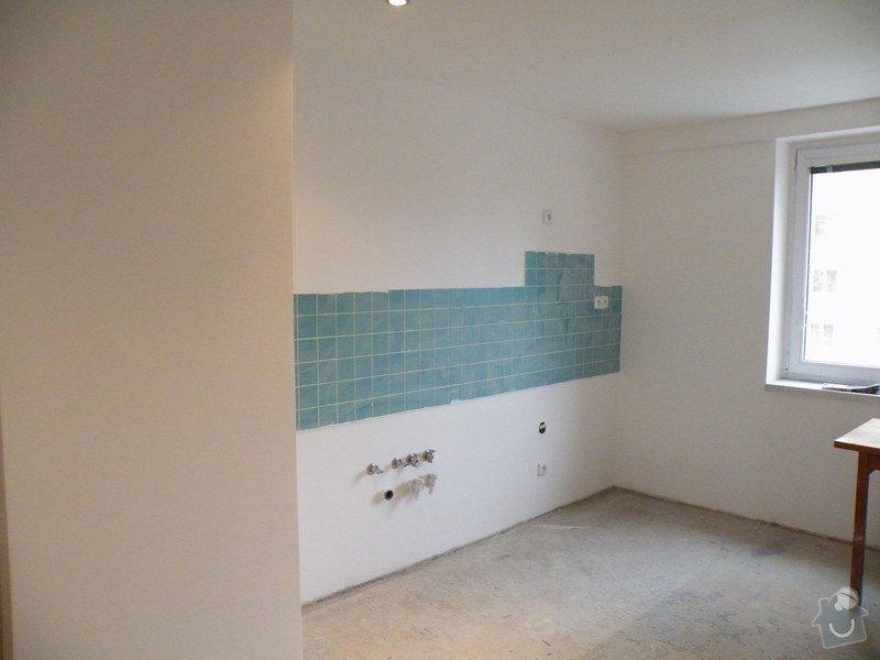 Rekonstrukce kuchyně + chodby: DSCF3759
