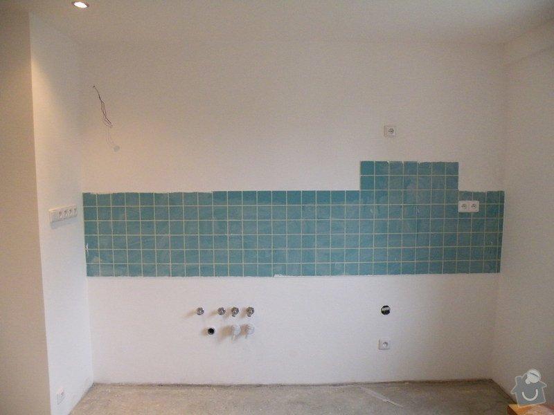 Rekonstrukce kuchyně + chodby: DSCF3760