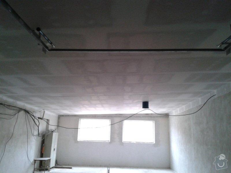 Sádrokartonové podhledy s tepelnou izolací: Aeron2