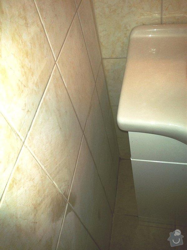 Zazdění díry ve zdi, oprava obkladů v koupelně: 7.jpg