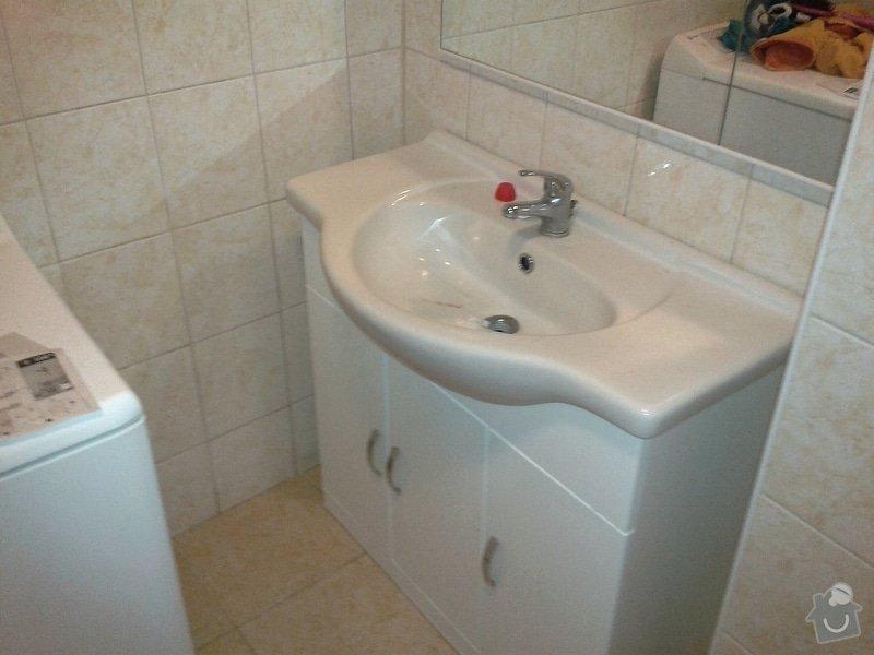 Zazdění díry ve zdi, oprava obkladů v koupelně: 8.jpg