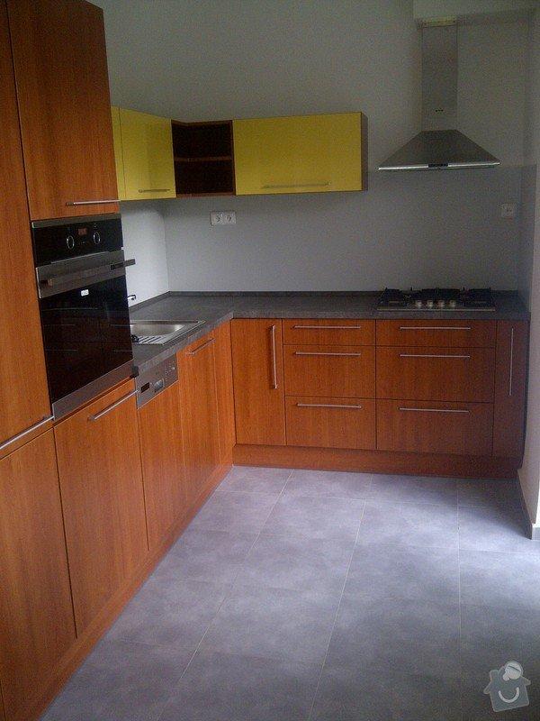 Rekonstrukce bytu, truhlářské práce: IMG-20121010-01064