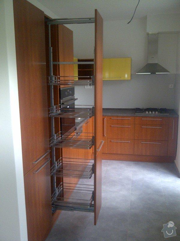 Rekonstrukce bytu, truhlářské práce: IMG-20121010-01066