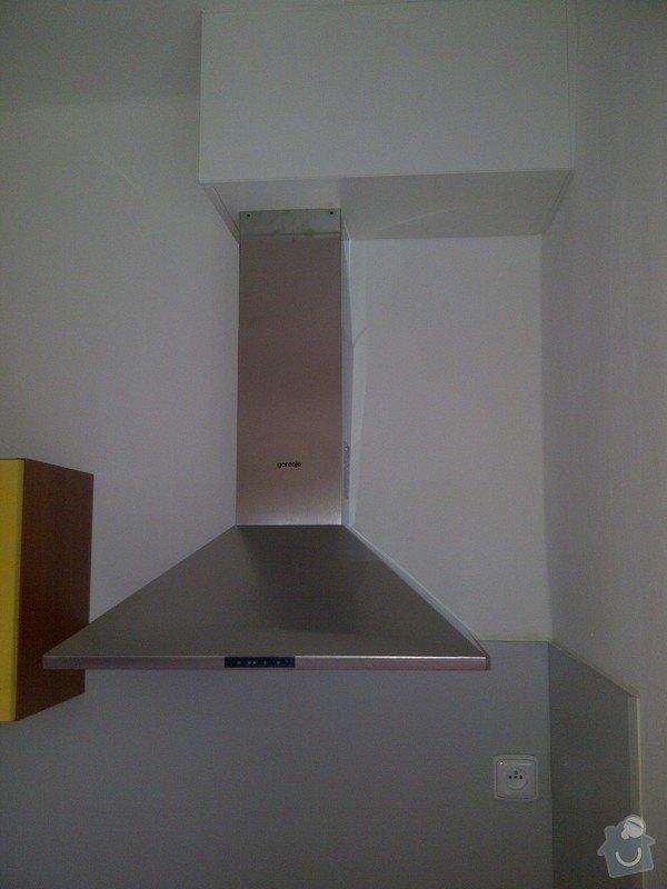 Rekonstrukce bytu, truhlářské práce: IMG-20121010-01068