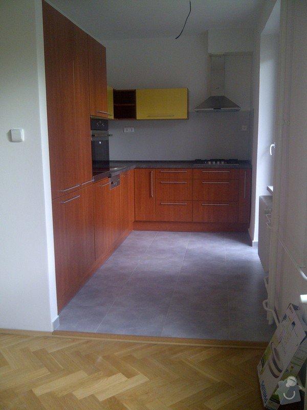 Rekonstrukce bytu, truhlářské práce: IMG-20121010-01069