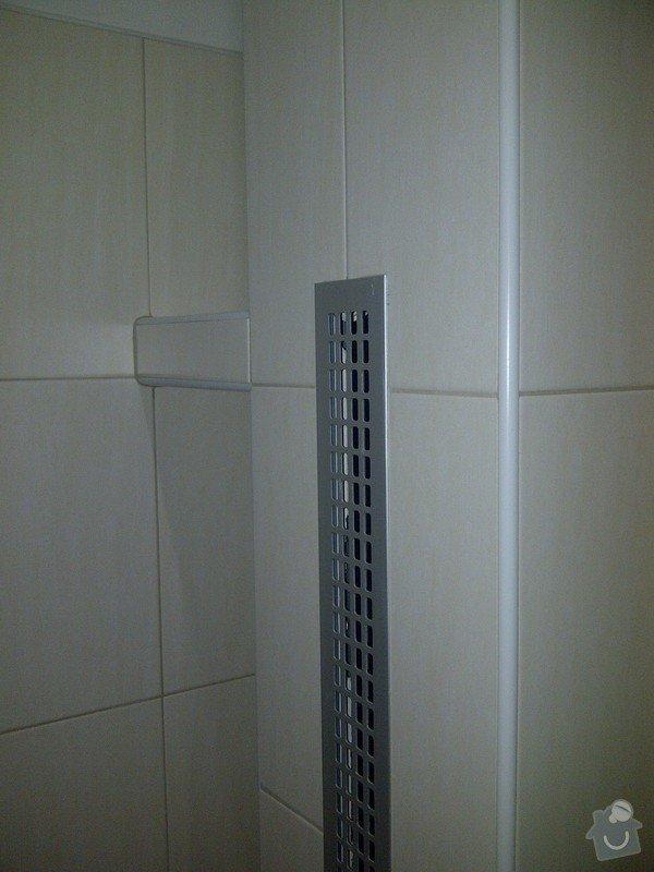 Rekonstrukce bytu, truhlářské práce: IMG-20121010-01077
