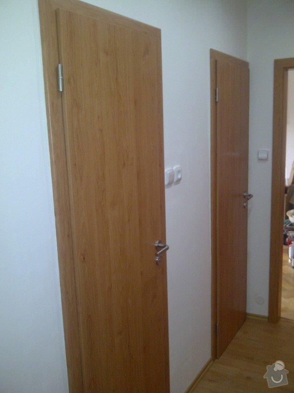Rekonstrukce bytu, truhlářské práce: IMG-20121010-01084