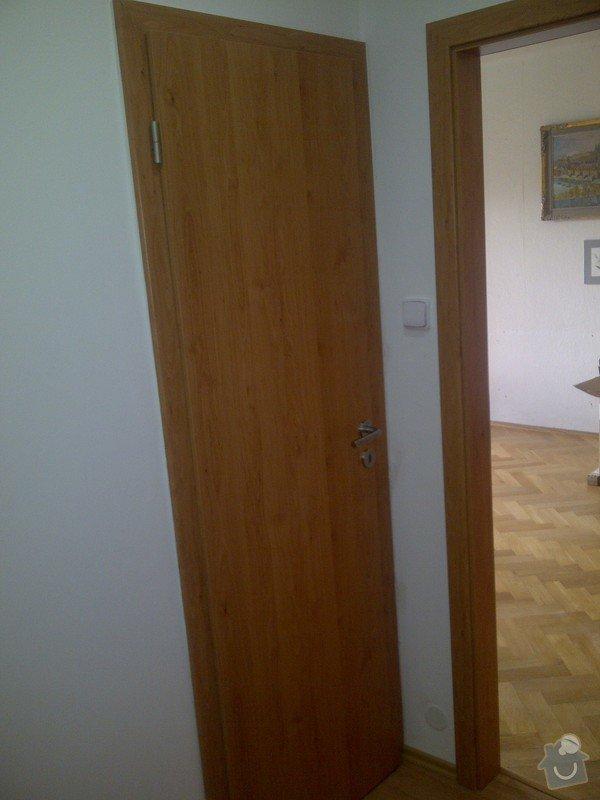 Rekonstrukce bytu, truhlářské práce: IMG-20121010-01085