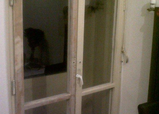 Renovace oken