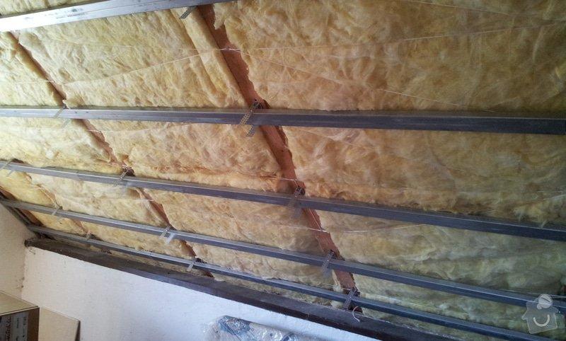 Zateplení půdního pokoje: 20120918_121900