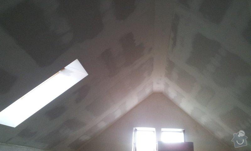 Zateplení půdního pokoje: 20120920_125643