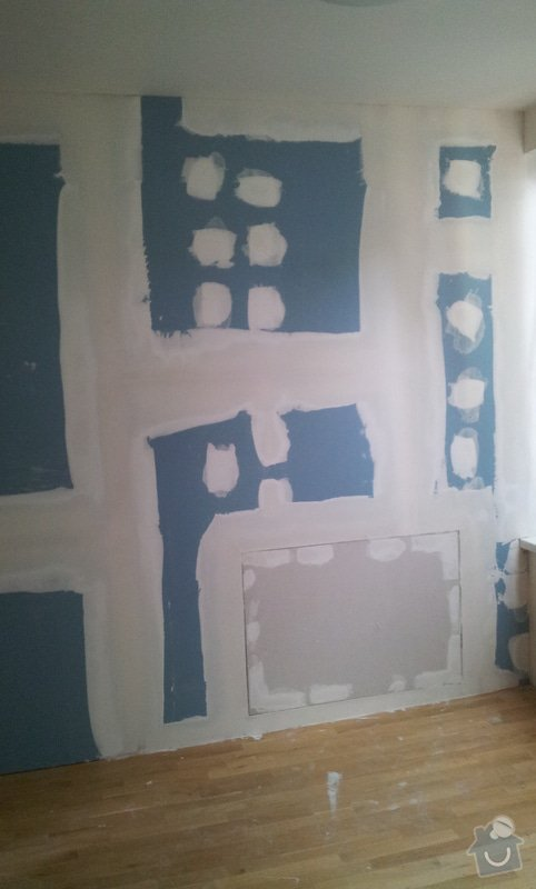 Odhlučnění místnosti: 20120921_144907