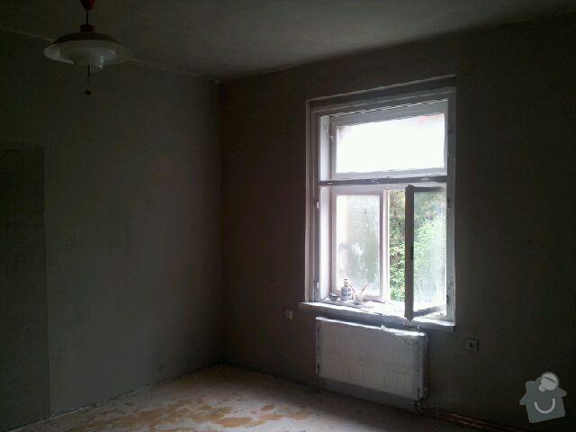 Renovace omítek a stropu 1 pokoj: 20121012_115455