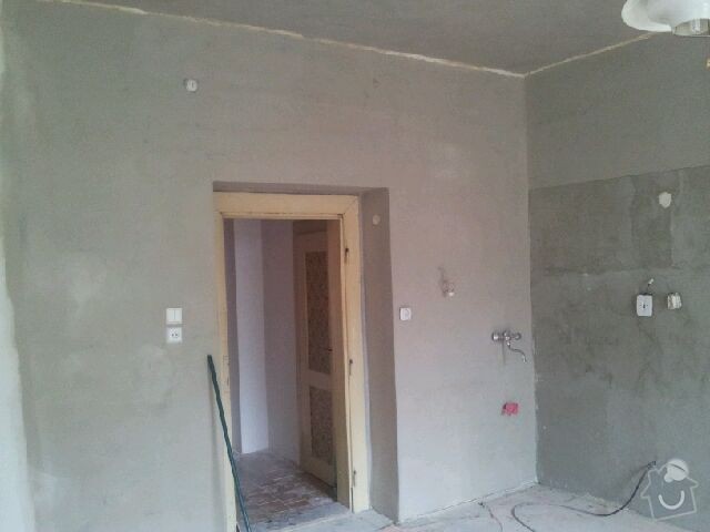 Renovace omítek a stropu 1 pokoj: 20121012_115442