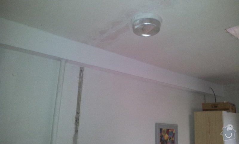 Opláštění SDK - nové elektro-rozvody: 20120929_112105