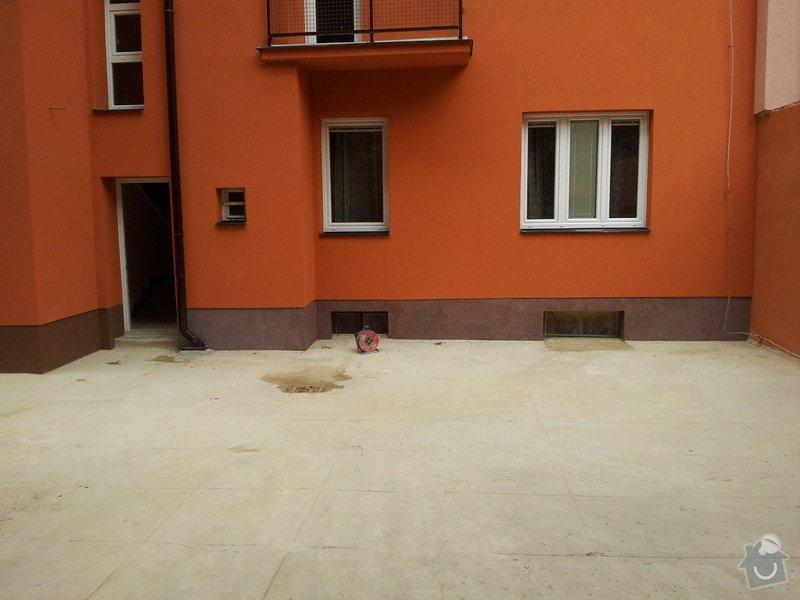 Rekonstrukce fasády + zateplení BD Brno: 811