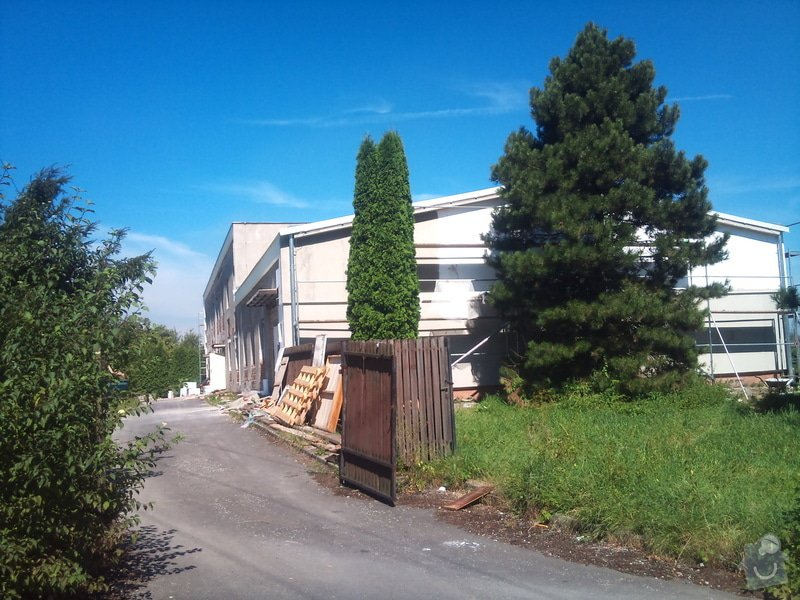 Rekonstrukce fasády + zateplení  Albrechtice: 128