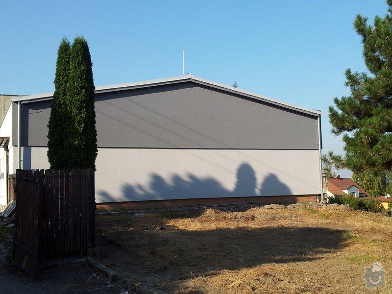 Rekonstrukce fasády + zateplení  Albrechtice: 208