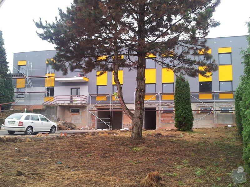 Rekonstrukce fasády + zateplení  Albrechtice: 177