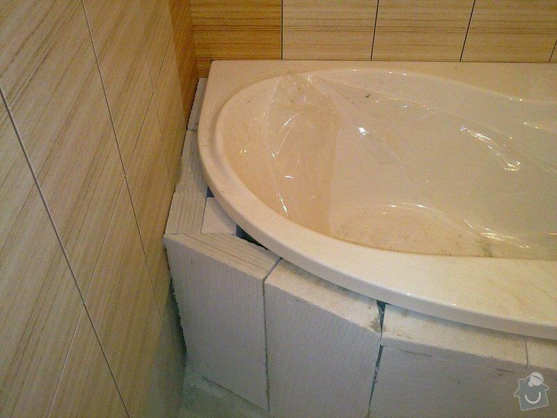 Rekonstrukce koupelny a kuchyně: 110820121248