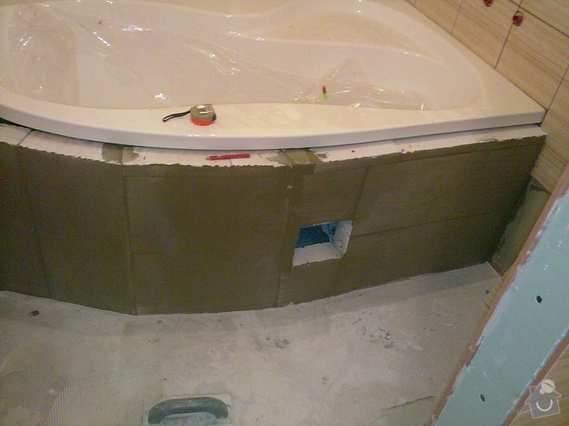 Rekonstrukce koupelny a kuchyně: 110820121252