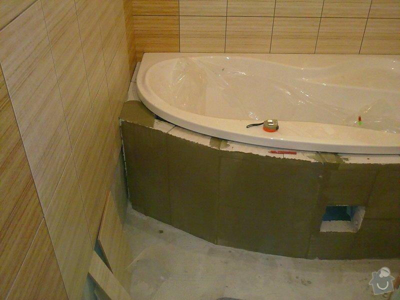 Rekonstrukce koupelny a kuchyně: 110820121253