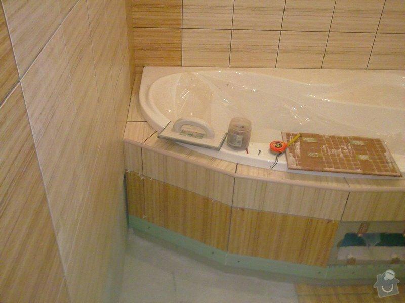Rekonstrukce koupelny a kuchyně: 110820121254