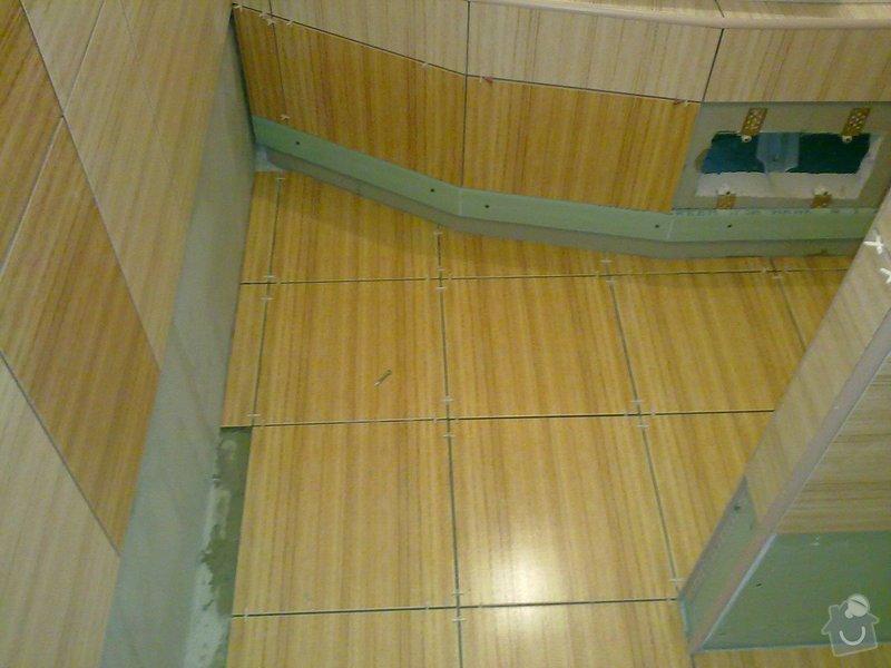 Rekonstrukce koupelny a kuchyně: 110820121260