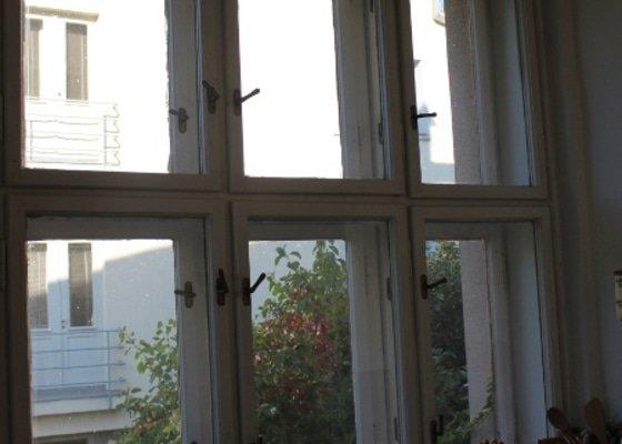 Nová dřevěná okna- výměna za staré