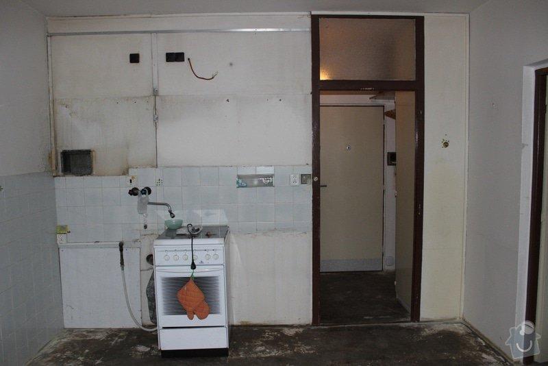 Rekonstrukce bytového jádra: 01_kuchyn