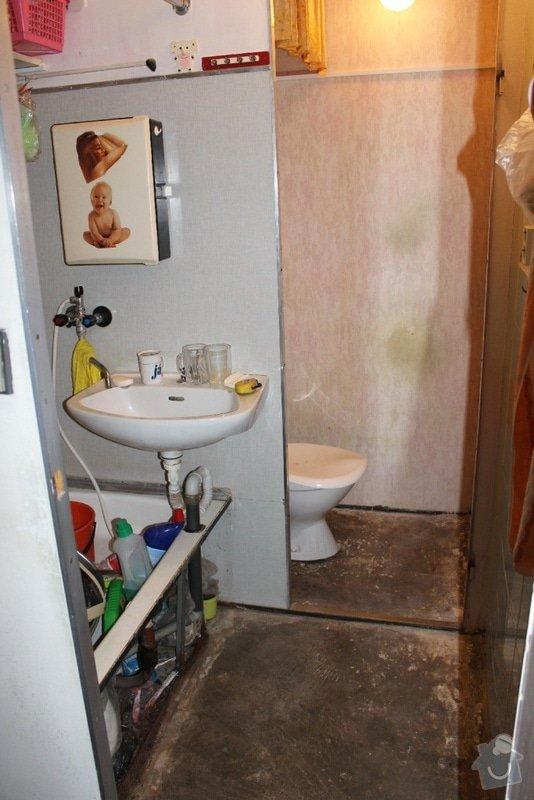 Rekonstrukce bytového jádra: 03_koupelna
