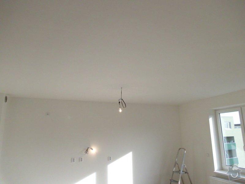 1. Elektroinstalace: kuchyně a obýv. pokoj v novostavbě bytu + 2. Sádrokartony kuchyňský kout: IMG_0694